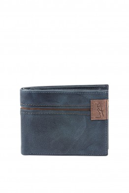 LUPEL® - L453AG Leather Wallet with RFID protection