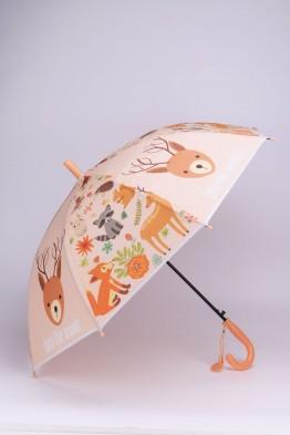 "RST083 Umbrella ""Wood"""