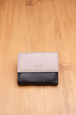 LUPEL® - L593S4 Leather Wallet with RFID protection