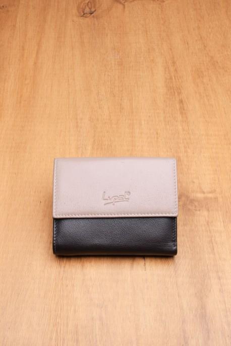Portefeuille en cuir LUPEL® - L429AV