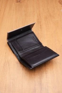 L593S4 Portefeuille en cuir LUPEL® - Avec protection RFID
