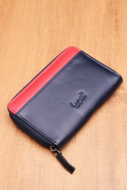 LUPEL® - L596S4 Leather Wallet with RFID protection