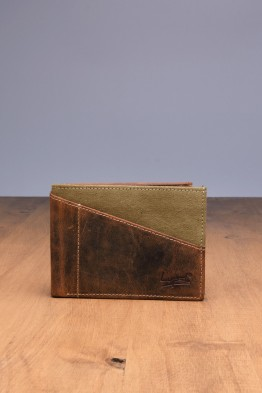 LUPEL® - L453DE Leather Wallet with RFID protection