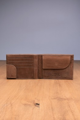 "L453AV-R Portefeuille format ""italien"" en cuir LUPEL® - Avec protection RFID"