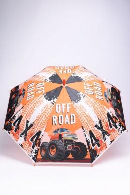"RST045 boy's umbrella ""Monster Truck"""