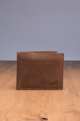 L496AV-R Portefeuille en cuir LUPEL® AVENTURA - Avec protection RFID
