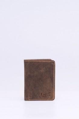 Lupel L481AV Leather Cardholder