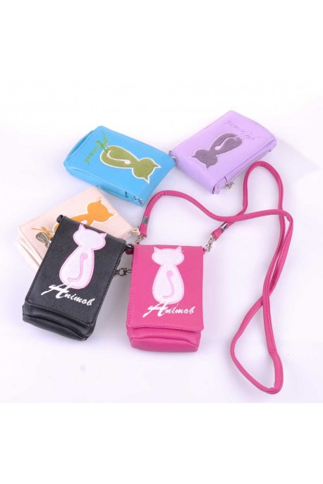 Small Phone Pouch Animob A01-542