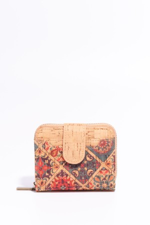 BB9104-120 Synthetic cork Wallet