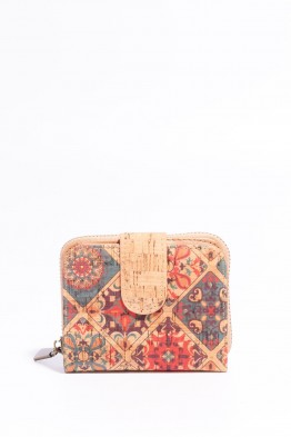 BB9105-120 Synthetic cork Wallet