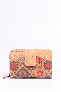 BB9107-120 Synthetic cork Wallet