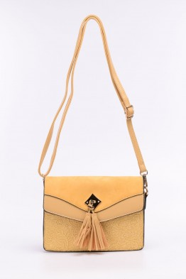 Synthetic crossbody bag LT8141-50