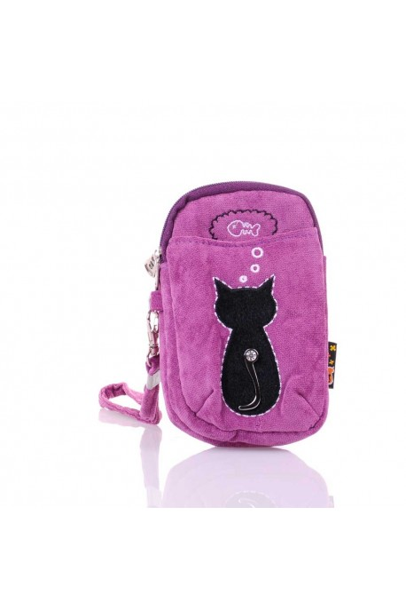01-349 Small Phone Pouch Animob