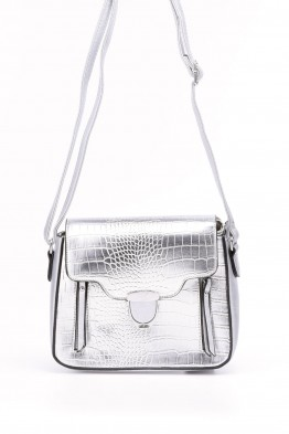 Synthetic crossbody bag ST-1061