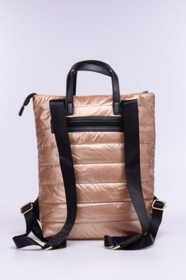 Synthetic buffy backpack ZF-9842