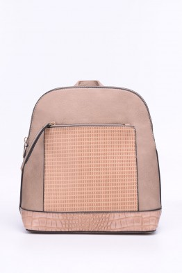 Synthetic backpack ZF-A-689