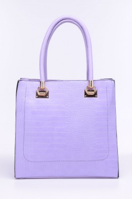 Synthetic handbag ZF-7219
