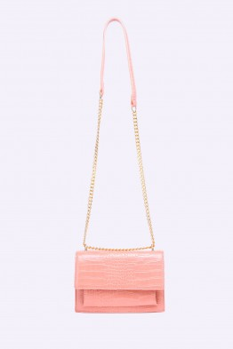 Synthetic crossbody bag CXJ990
