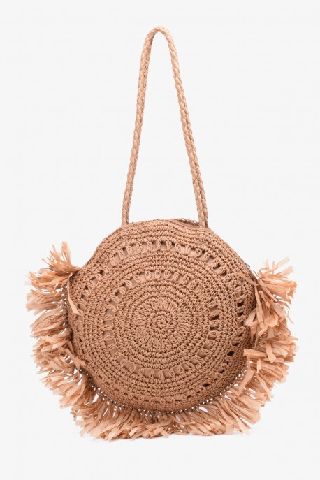 CL17102-50 Straw style bag