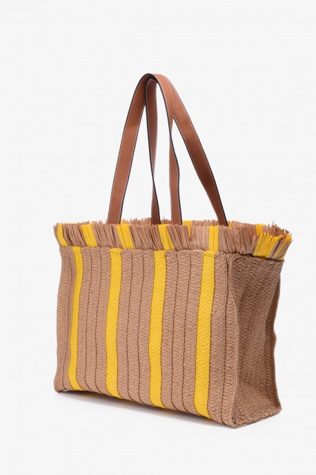 CL17118-50 Straw style bag