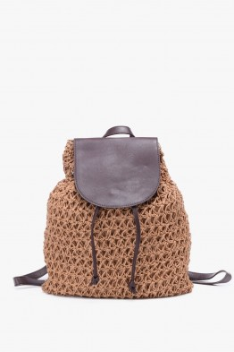 CL17104-50 Straw style backpack