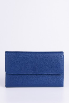 ZEVENTO ZE-2126 Big Leather wallet