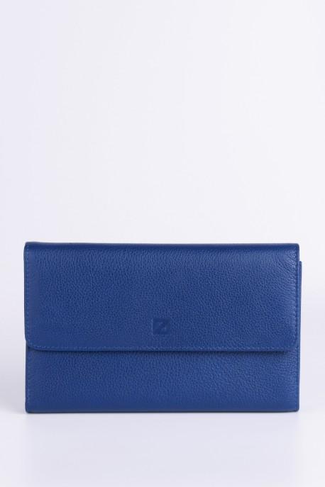ZEVENTO ZE-2126 Big Leather wallet