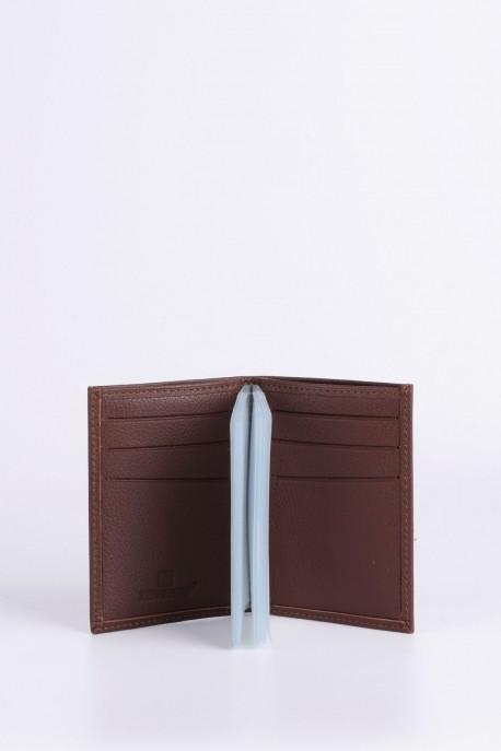 ZEVENTO ZE-2130 Leather card holder