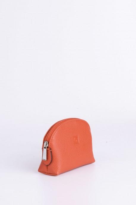 ZEVENTO ZE-2121 Leather coins purse