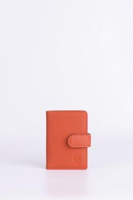 ZEVENTO ZE-2124 Leather card holder