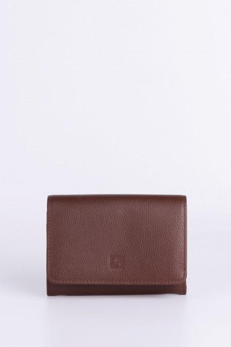ZEVENTO ZE-2128 Leather coins purse