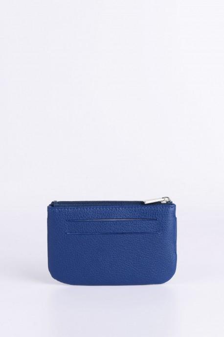 ZEVENTO ZE-2123 Leather coins purse