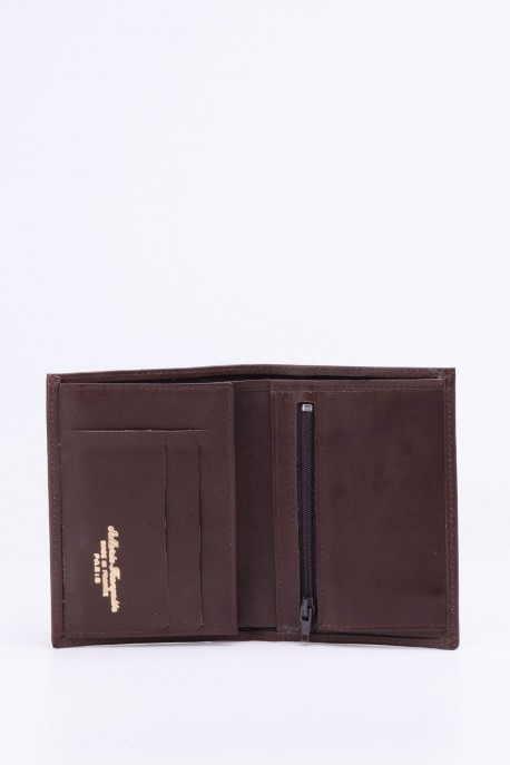 SF 2021 Leather wallet Sellerie Française