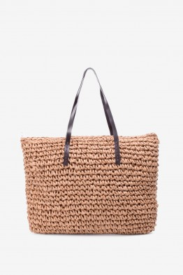 CL17143-50 Straw style bag