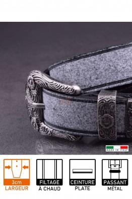 23630 Leather belt
