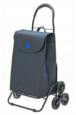 SECC Busselon 732 598 Shopping Trolley 3 wheel