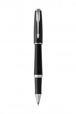 Roller Pen Parker Urban Metro flat Black silver ornament S1975527