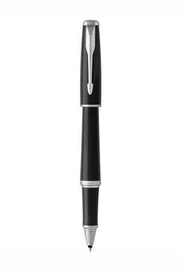 Roller Pen Parker Urban Metro laquer Black silver ornament S1975527