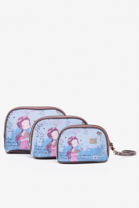 Sweet & Candy B-0058-3-21 Make up bag / pouch