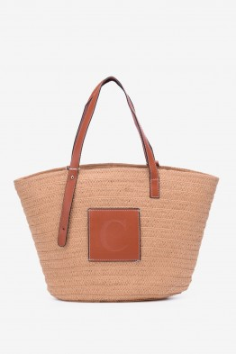 CL17168 Straw style bag
