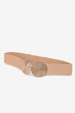 SE-8018 Braided elastic belt straw style