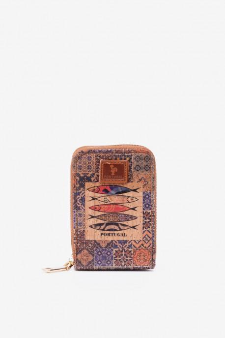 Porte carte vernis 0300