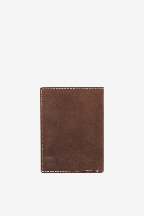 LUPEL® - L613AV Leather Wallet with RFID protection