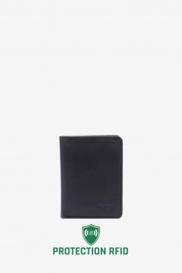 RUBRE® - USUAL - R481US Leather Cardholder