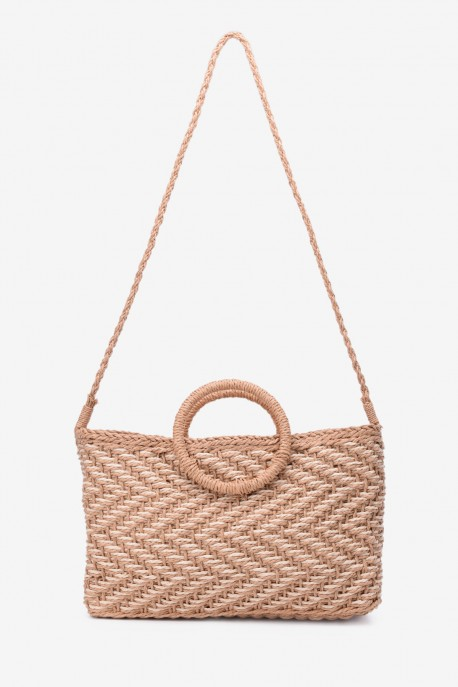 CL17133 Straw style bag