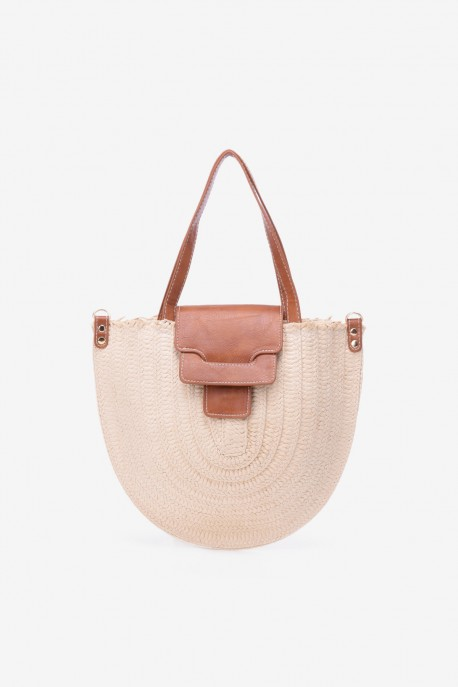 CL17117 Straw style bag