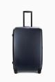 ELITE PUR MATE Set of 3 Polycabonate suitcase E2129 : Color:Navy