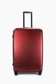 ELITE PUR MATE Set of 3 Polycabonate suitcase E2129 : Color:Bordeaux