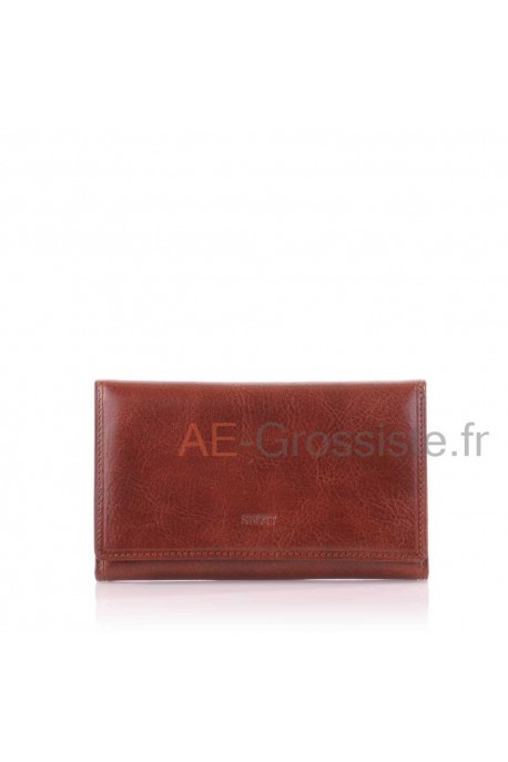 R6916 Leather car documents case