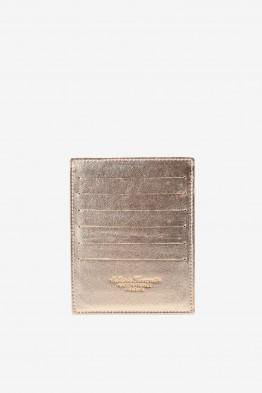 "Leather card holder SF6002""La Sellerie Française"""